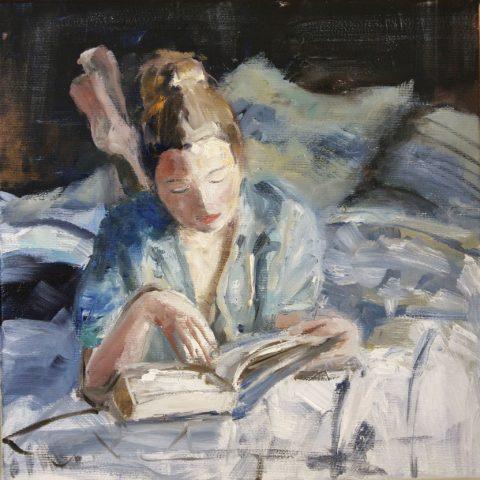 Teresa Cami pintura obra refugio