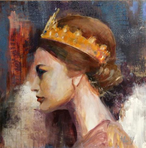 Teresa Cami pintura obra pecados capitales