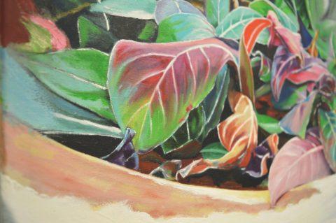 Teresa Cami pintura obra metamorfosis