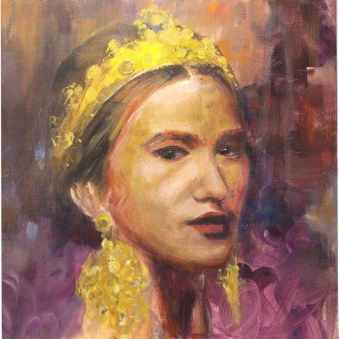 Teresa Cami pintura obra soberbia